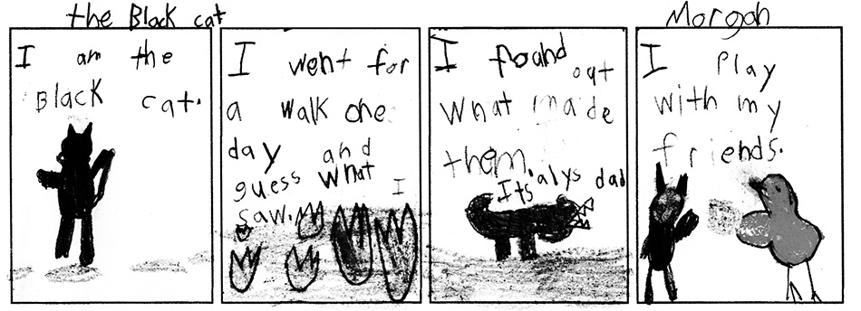 Morgan's Comic Strip (#5 of 6)