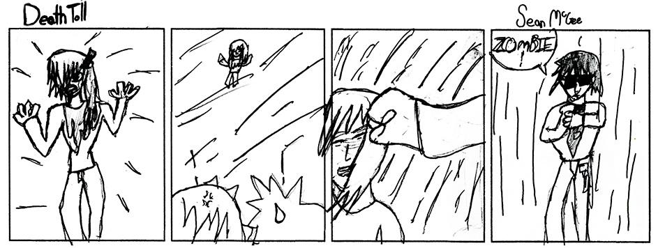 Sean's Comic Strip