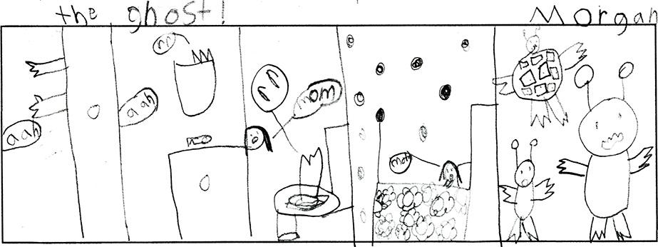 Morgan's Comic Strip (#2 of 6)