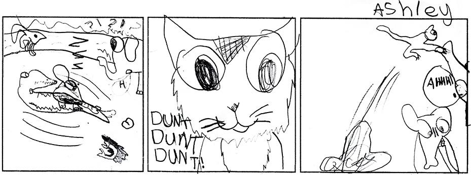 A Cat Comic!